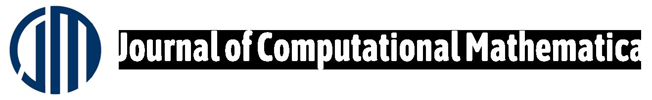 Journal of Computational Mathematica